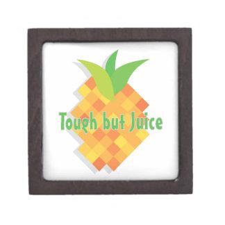 Tough But Juice Jewelry Box