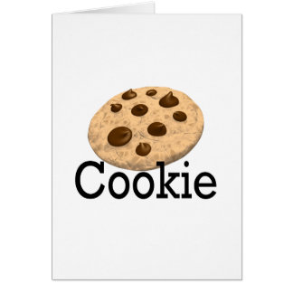 Tough Cookie Greeting Card