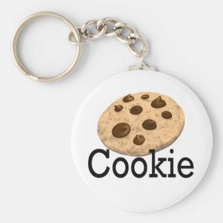 Tough Cookie Keychain