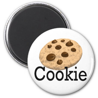 Tough Cookie Refrigerator Magnet
