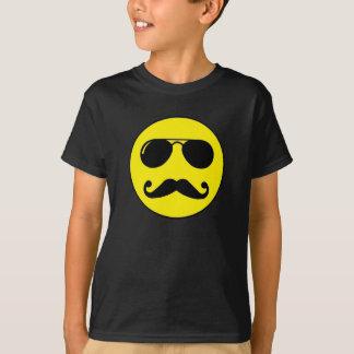 Tough Cop Smiley T-Shirt