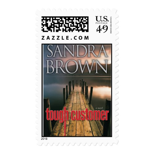 Tough Customer by Sandra Brown Postage