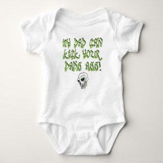 Tough Dad! Baby Bodysuit