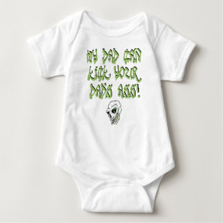 Tough Dad! Infant Creeper