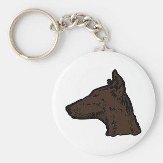 Tough Dog Key Chains