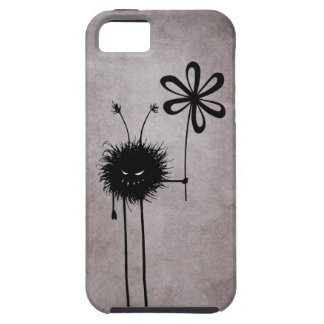 Tough Evil Flower Bug Vintage iPhone SE/5/5s Case