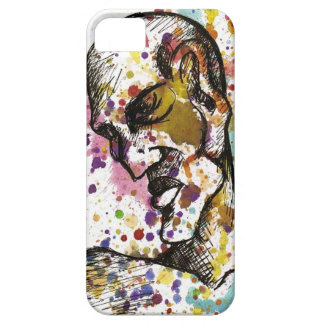 Tough Guy by JSS iPhone 5 Cases