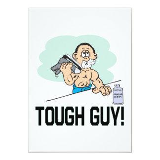 Tough Guy Card