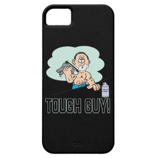 Tough Guy iPhone 5 Cases