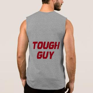 Tough Guy DRAgon sleeve less shirt for men
