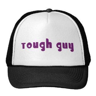 Tough Guy Flowers Trucker Hat