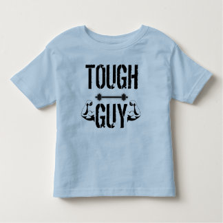 """Tough Guy"" - Toddler Tee"
