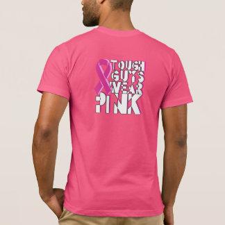 Tough Guys Breast Cancer Awareness Shirt