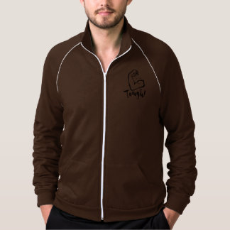 Tough - Hand Lettering Typography Design Jacket