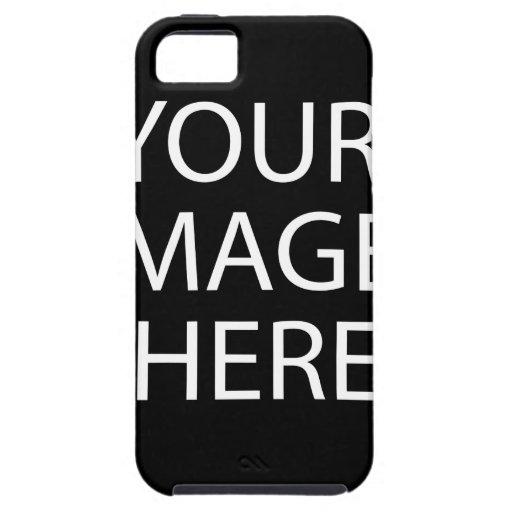 Tough iphone 5 qpc template iPhone 5 case