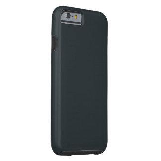Tough iPhone 6 case in Gunmetal Tone