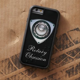 Tough iPhone 6 Rotary Obsession Case