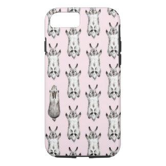 Tough iPhone 7 Case w/ Rabbit Design
