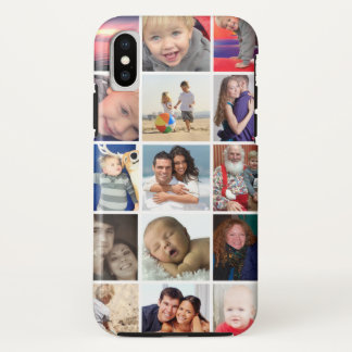 Tough iPhone Instagram photo collage case