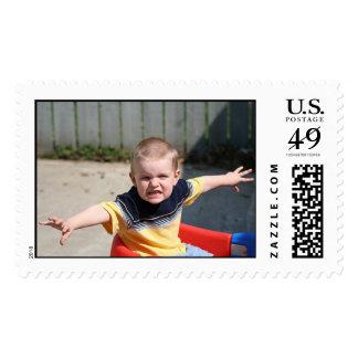 tough kid stamp