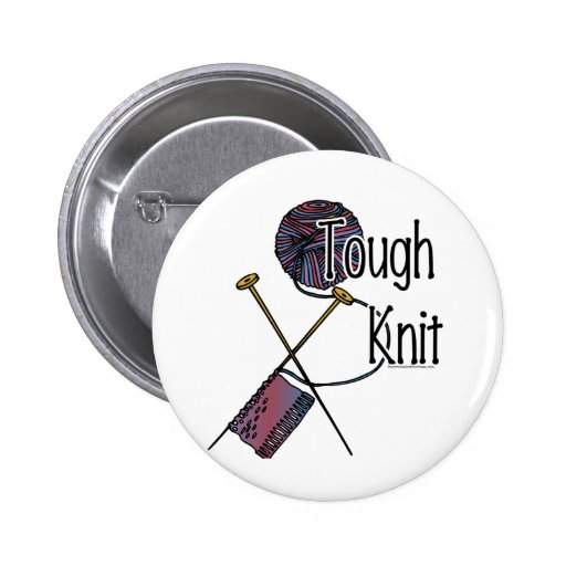 Tough Knit Buttons