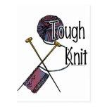 Tough Knit Postcard