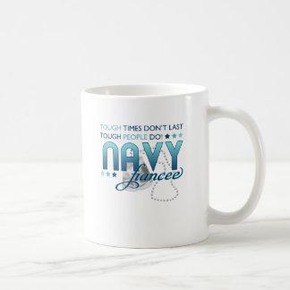 Tough People (Navy Fiancee) Coffee Mug
