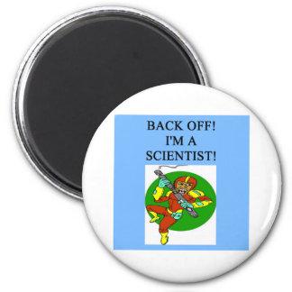 tough scientist 2 inch round magnet