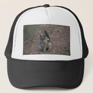 Tough Squirrel Trucker Hat