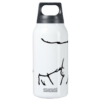 Tough Terrier Insulated Water Bottle