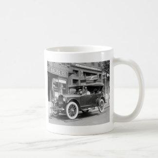 Tough Tires, 1922 Coffee Mug