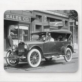 Tough Tires, 1922 Mouse Pad
