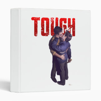 Tough Title and Kiss Binder