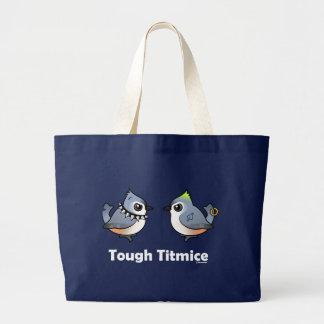 Tough Titmice Canvas Bag