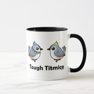 Tough Titmice Mug