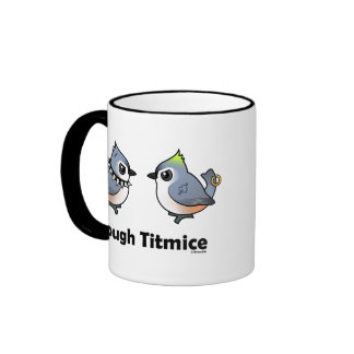 Tough Titmice Mugs