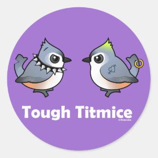 Tough Titmice Stickers