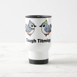 Tough Titmice Travel Mug