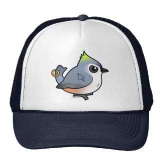 Tough Titmouse Trucker Hat