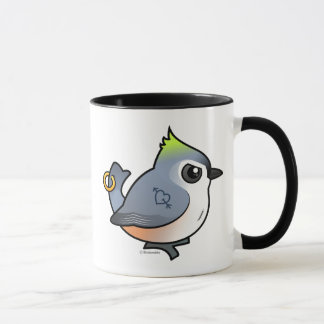 Tough Titmouse Mug