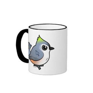 Tough Titmouse Mugs