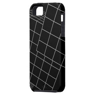 Tough Wireframe iPhone Case