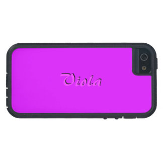 Tough Xtreme iPhone 5 case for Viola