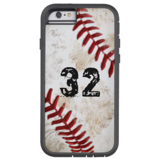 Tough XTreme iPhone 6 Baseball Case PERSONALIZED