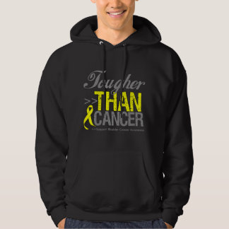 Tougher Than Cancer - Bladder Cancer Hoodie