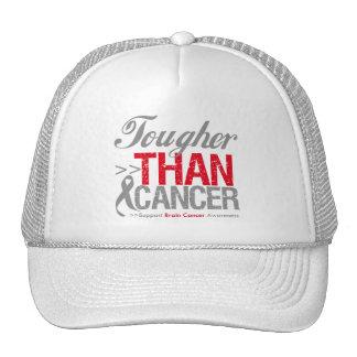 Tougher Than Cancer - Brain Cancer Mesh Hats