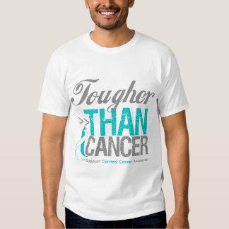 Tougher Than Cancer - Cervical Cancer T-Shirt