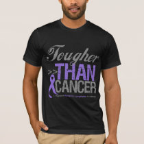 Tougher Than Cancer - Hodgkin's Lymphoma T-Shirt