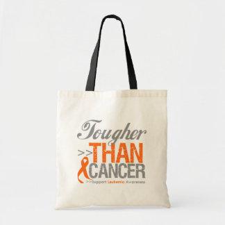 Tougher Than Cancer - Leukemia Bags