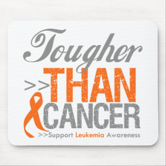 Tougher Than Cancer - Leukemia Mouse Pads